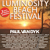 26.06.-28.06.2015 Luminosity Beach Festival @ Bloemendaal aan Zee (NL)