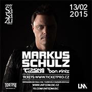 13.02.2015 Markus Schulz, Prag (CZ)