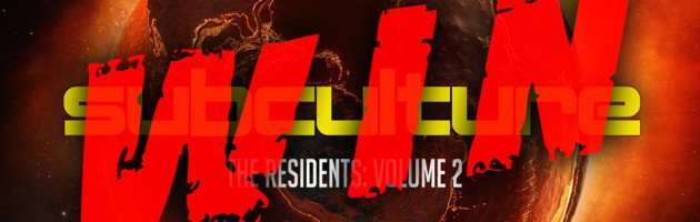 [WIN] Subculture – The Residents: Volume 2, Mixed by John O'Callaghan, John Askew & Standerwick