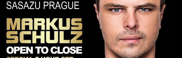 21.05.2016 Markus Schulz – Open To Close, Prague (CZ)