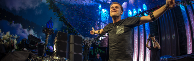 "Armin van Buuren releases fourth single of ""Embrace"" album: ""Freefall"""