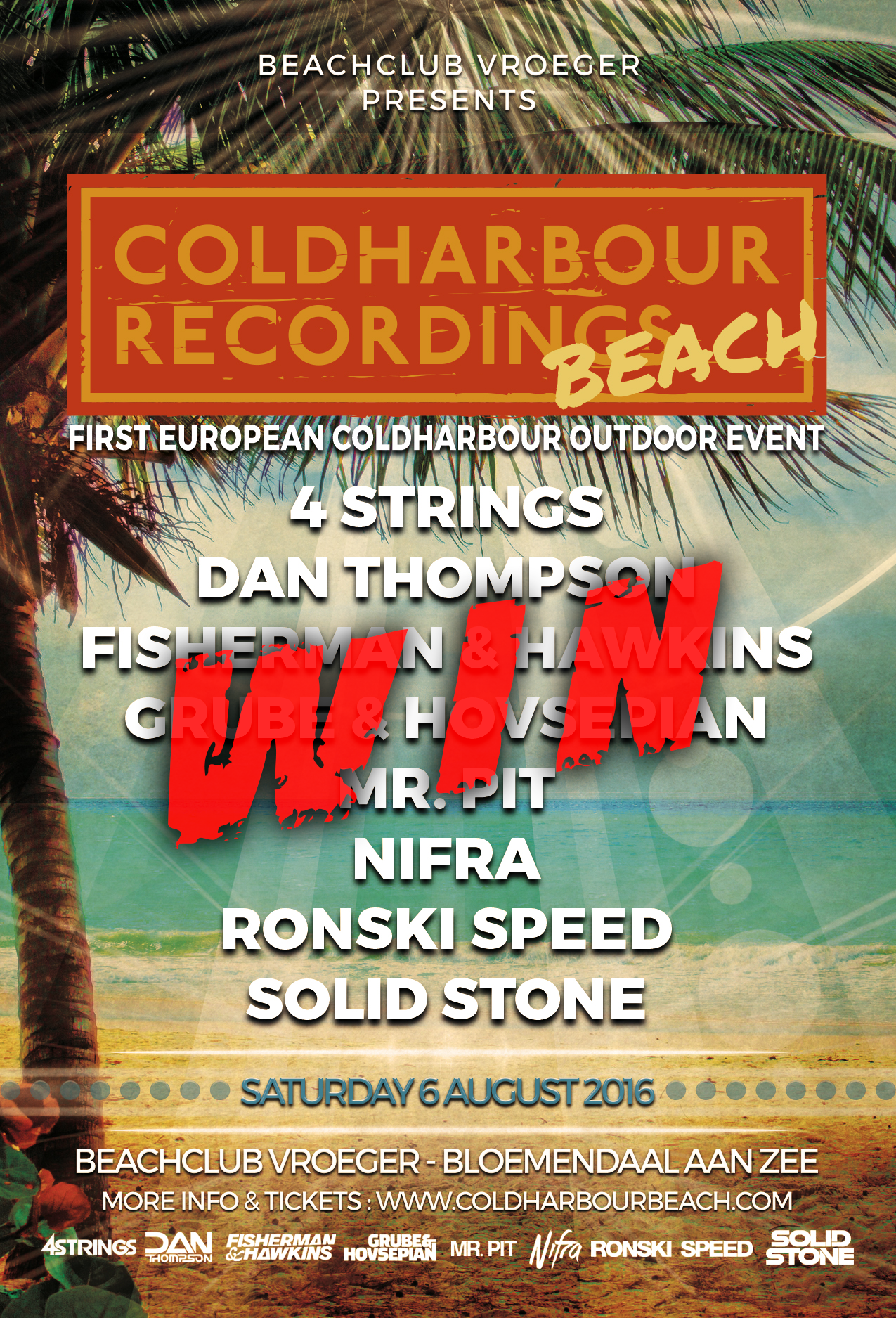 Coldharbour Beach Festival
