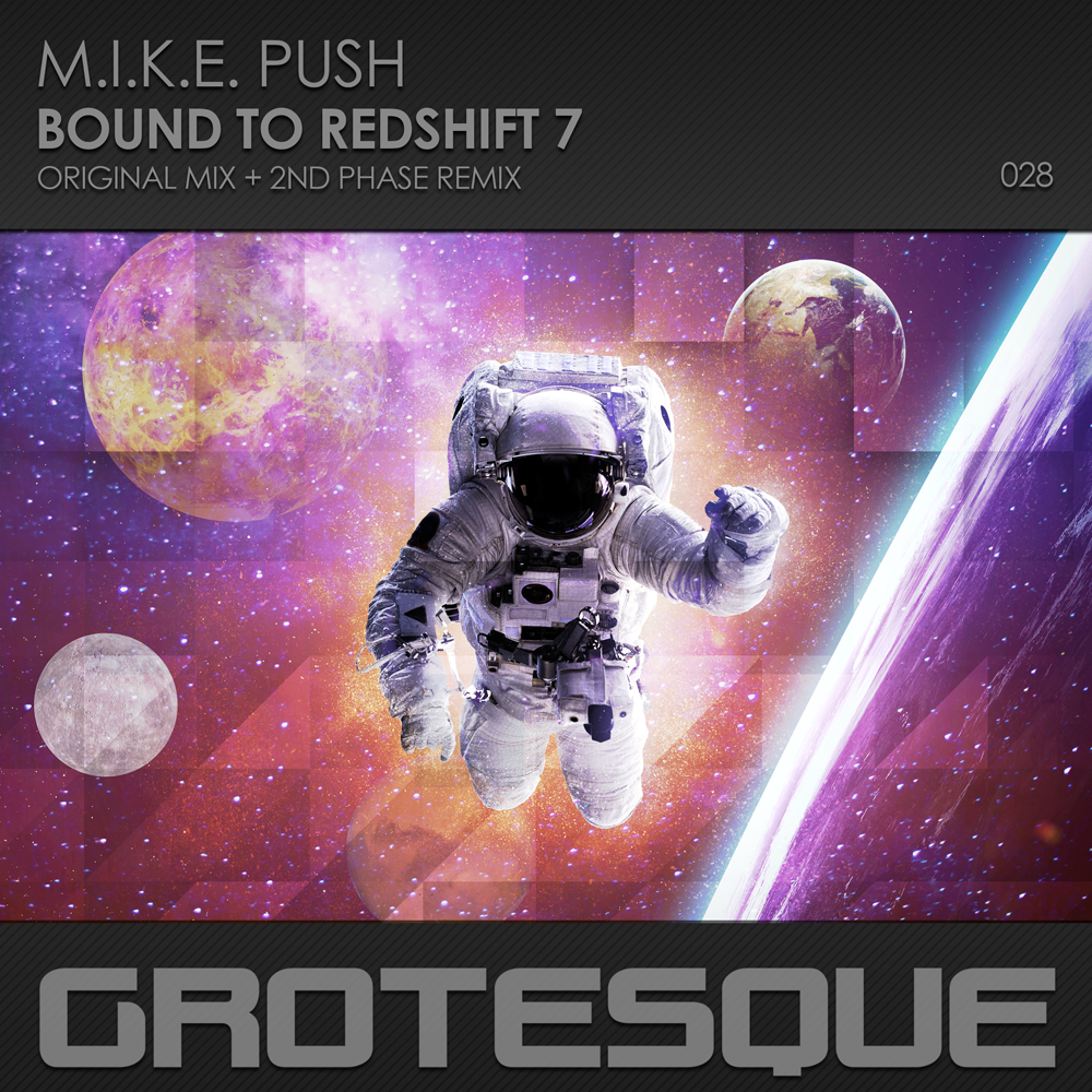 mike push bound to redshift 7