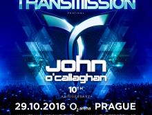 John O'Callaghan joins Transmission 2016