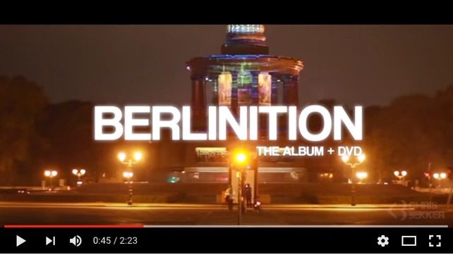 Berlinition The Movie Trailer