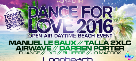 09.07.2016 Dance For Love 2016, Hattersheim (DE)