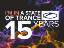 Armin van Buuren turns 15 years of A State Of Trance into unique album