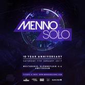 07.01.2017 Menno Solo – 10 Year Anniversary, Amsterdam (NL)