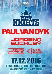 17.12.2016 Winter Vandit Night, Berlin (DE)