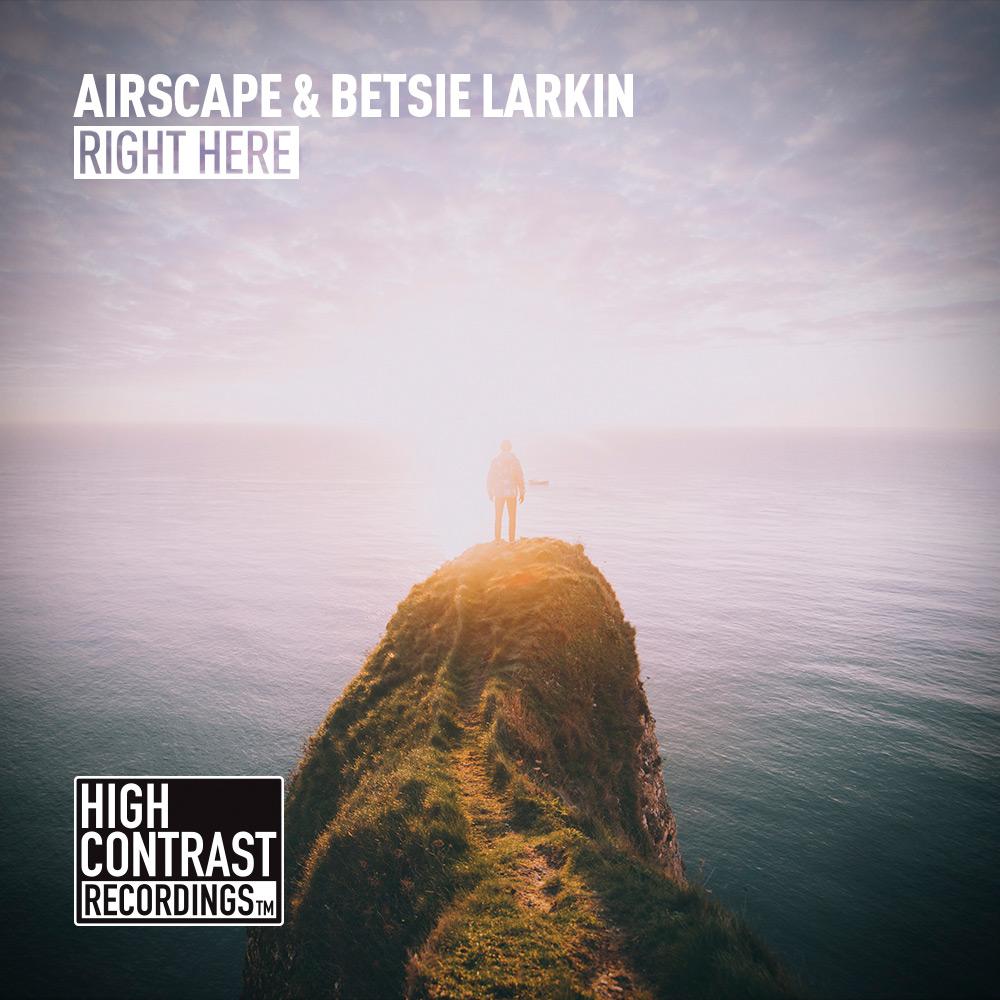 Airscape & Betsie Larkin - Right Here