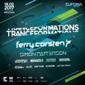 18.02.2017 Tranceformations, Wroclaw (PL)