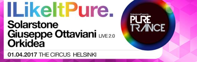 Solarstone presents Pure Trance Helsinki 2017