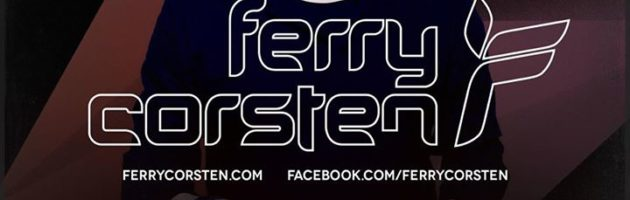 Ferry Corsten at Factory Fridays