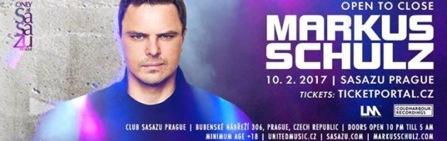 Markus Schulz OPEN to CLOSE ★ 10.2.2017 ★ SaSaZu