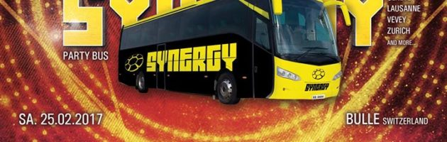PARTY BUS » SYNERGY at Globull