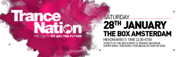 Trance Nation – We Are The Future