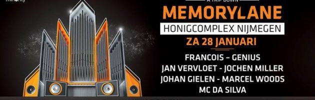 Memorylane I Honigcomplex Nijmegen