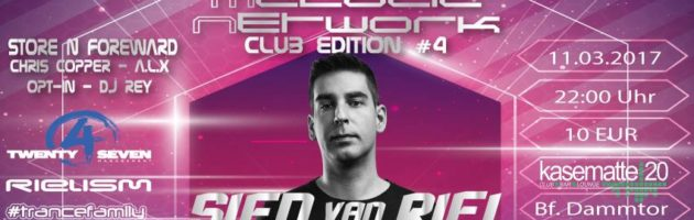 11.03.2017 Melodic Network Club Edition, Hamburg (DE)