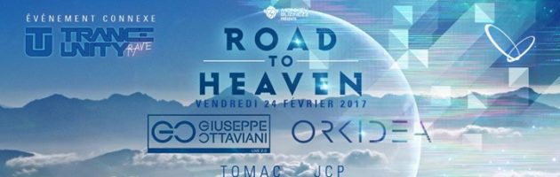 Road to Heaven with Giuseppe Ottaviani, Orkidea, Tomac and JCP