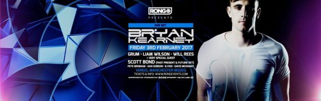 Rong Pres. Bryan Kearney, Scott Bond, Grum, Will Rees + More