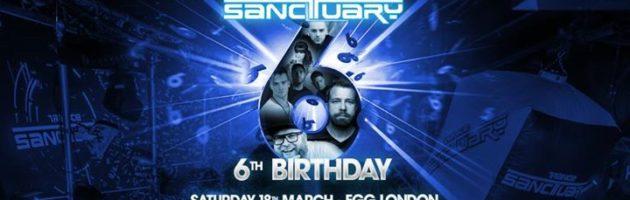 Trance Sanctuary 6th Birthday
