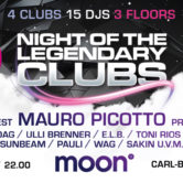16.04.2017 Technoclub pres. Night of the legendary Clubs, Frankfurt a.M. (DE)