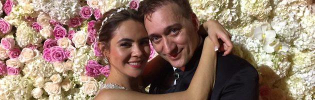 Paul van Dyk is married/ Paul van Dyk se casó con una colombiana