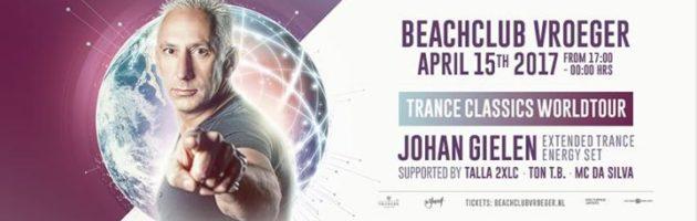 Johan Gielen Trance Classics World Tour