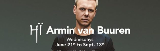 U R with Armin van Buuren – 26th July – Hï Ibiza