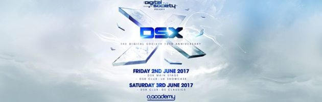 Digital Society Presents DSX: The 10th Anniversary