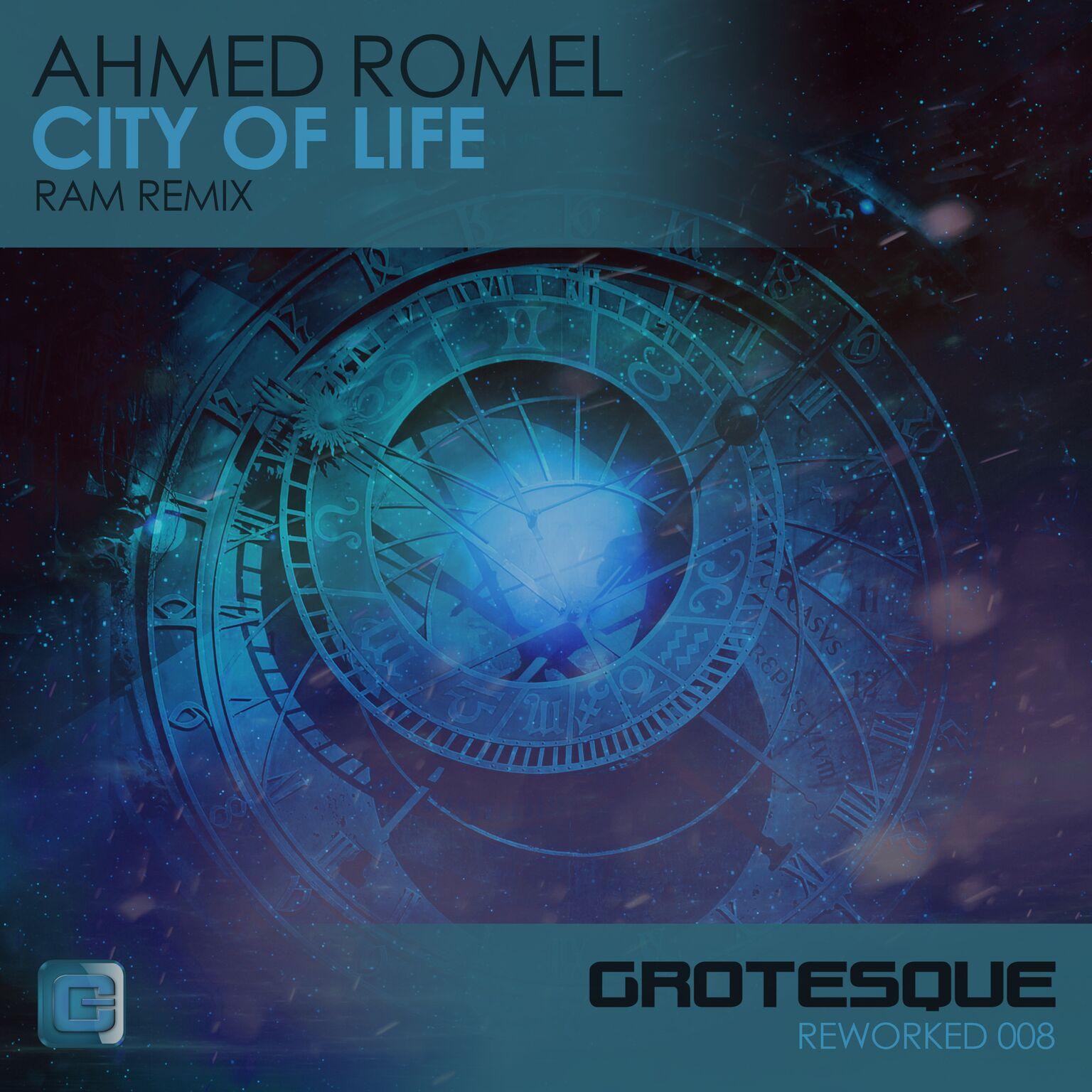 Ahmed Romel - City Of Life (RAM Remix)