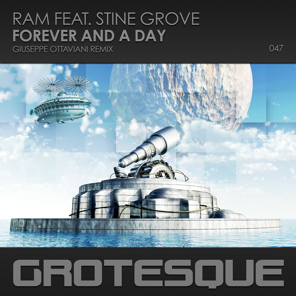 RAM feat. Stine Grove - Forever and a Day (Giuseppe Ottaviani Remix)