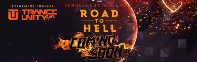 Road to Hell with Coming Soon, karl k-otik and Ross