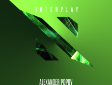 "Alexander Popov launches ""Interplay"" label and releases new single ""Eyes To Heaven"""