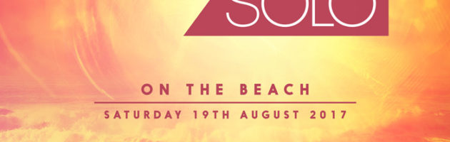 19.08.2017 Menno Solo 2017 – On The Beach, Beachclub Fuel (NL)