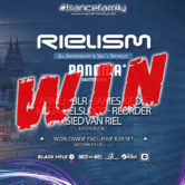 "12.05.2017 RIELISM ""2nd Anniversary & Sied's Birthday"", Amsterdam (NL) #WIN TICKETS"