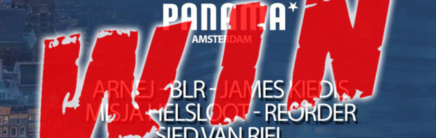 "12.05.2017 RIELISM ""2nd Anniversary & Sied's Birthday"", Amsterdam (NL) #WIN TICKETS"