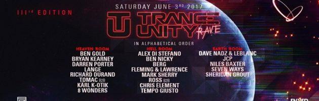 Trance Unity Rave 2017