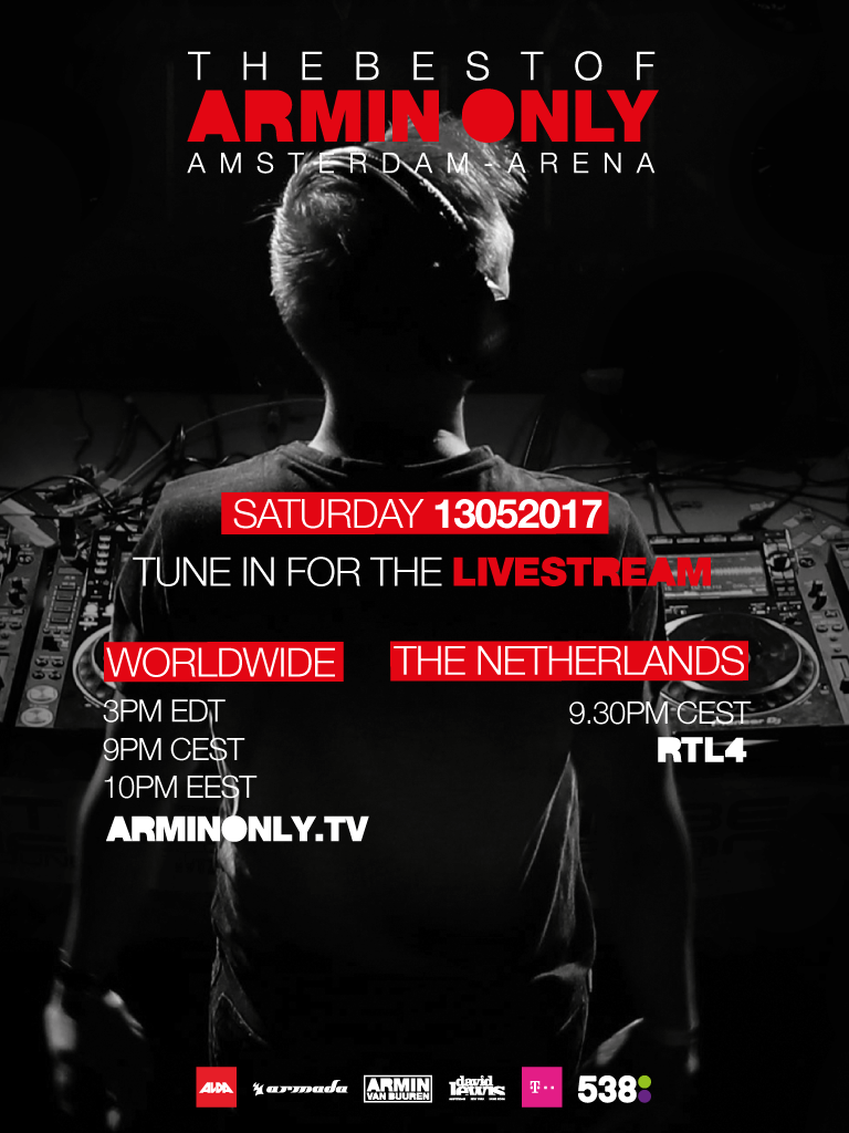 Armin Only Live Stream