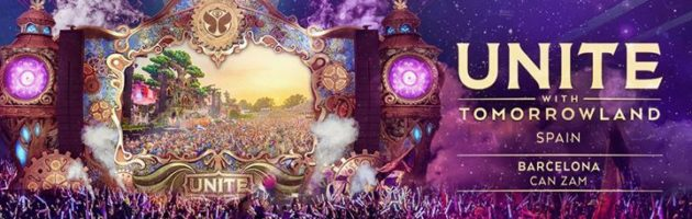 UNITE With Tomorrowland – Spain