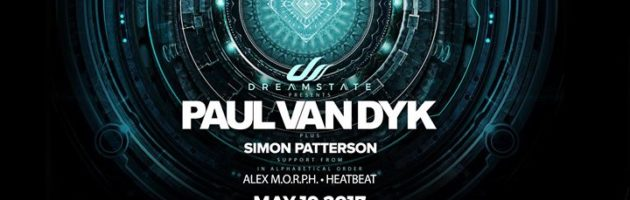 Dreamstate Presents: Paul van Dyk in Salt Lake City