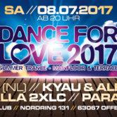 08.07.2017 Dance For Love 2017, Offenbach (DE)