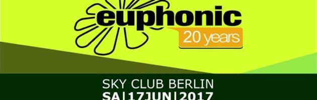 Euphonic Birthday Party – 20 Years