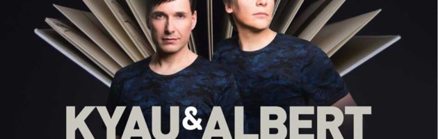 09.09.2017 Kyau & Albert open2close, Dresden (DE)
