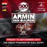 15.09.2017 Future Sound of Egypt 500, Giza (EGY)