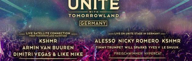 UNITE With Tomorrowland – Germany