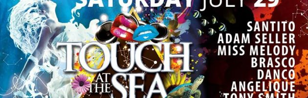 Touch at the Sea 2017 – Beachedition