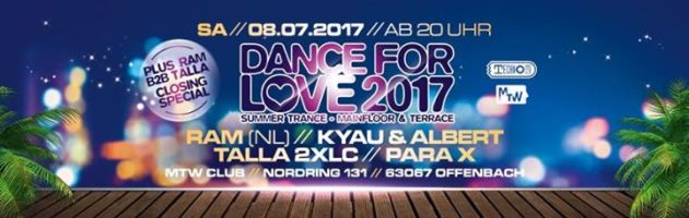 Dance for Love 2017
