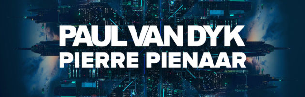 Paul van Dyk & Pierre Pienaar – Stronger Together