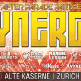 12.08.2017 SYNERGY After Parade Party, Zurich (CH)